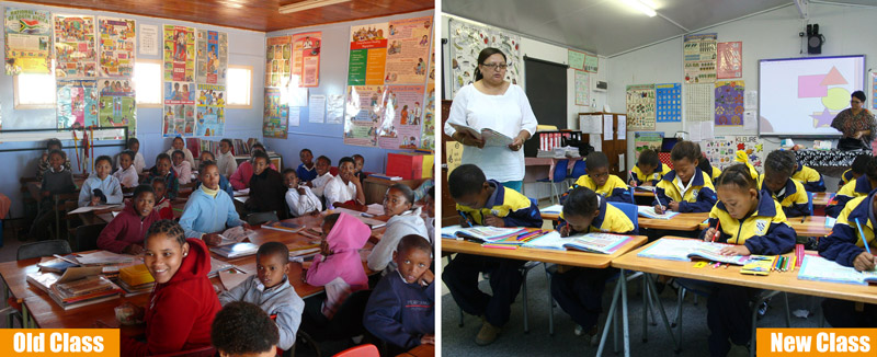 Zeekoegat School Project (Western Cape Charity)